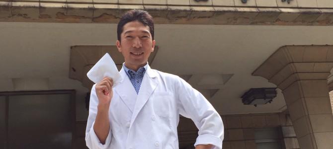 千葉大医学部で研修でした。